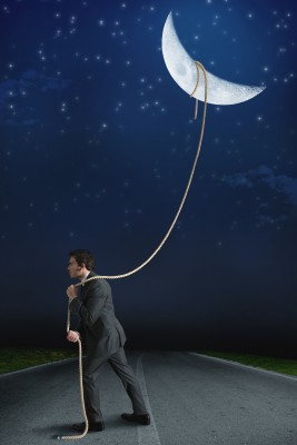 Chasing The Moon Or Catching Customers